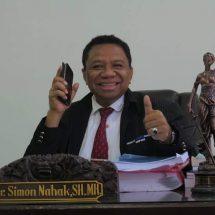 Mengenal Sosok Ahli Hukum Pidana, Dr Simon Nahak